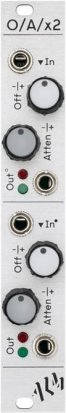 Eurorack Module ALM010 - O/A/x2 from ALM Busy Circuits