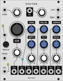 Grayscale Make Noise Erbe-Verb (Grayscale panel)