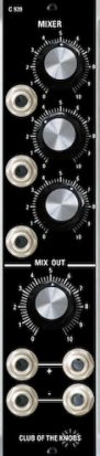 MU Module C 939 from Club of the Knobs