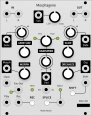 Grayscale Make Noise Morphagene (Grayscale panel)
