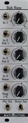 Eurorack Module Sub Ring from Antimatter Audio