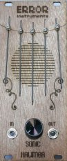 Other/unknown ERROR INSTRUMENTS  . SONIC kalimba