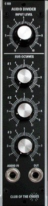 MU Module C 922 from Club of the Knobs