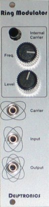 Eurorack Module Ring Modulator from Delptronics