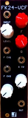Eurorack Module Fatkeys™ VCF from PMFoundations