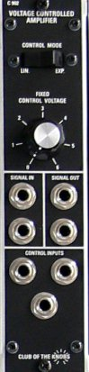 MU Module C 902 from Club of the Knobs