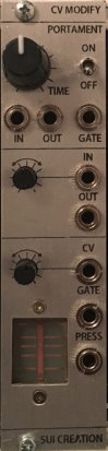 Eurorack Module CV Mod from Other/unknown