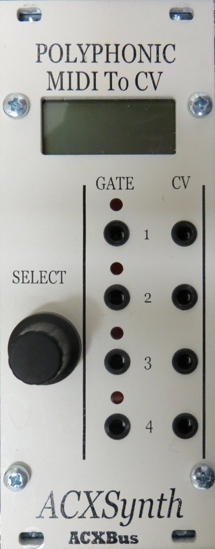 acxsynth polyphonic midi to cv