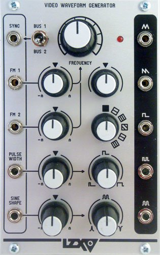 LZX Industries Video Waveform Generator - Eurorack Module on