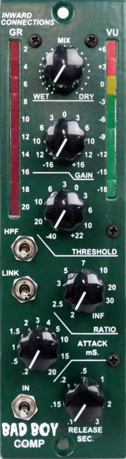 Inward Connections BAD BOY - 500 Series Module on ModularGrid