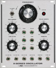 Eurorack Module Single VCO from Macbeth Studio Systems