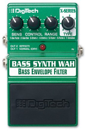 digitech bass synth wah pedal on modulargrid. Black Bedroom Furniture Sets. Home Design Ideas