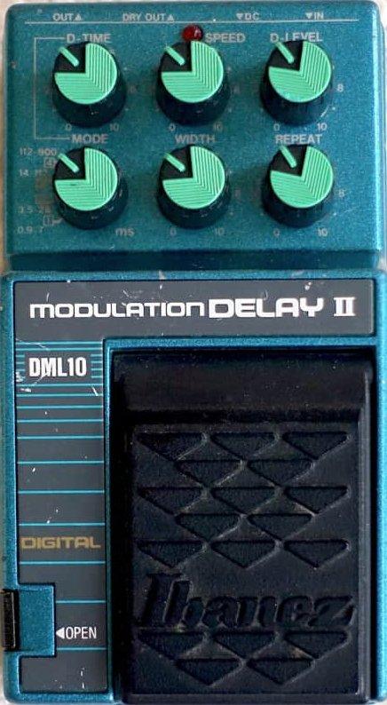 USEDPEDALS 9v AC Power Supply for Ibanez DML DML10 DML20 Modulation Delay II III
