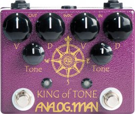 Pedals Module King of Tone from Analogman