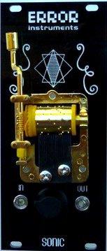 Error Instruments error-modular sonic Lullaby black