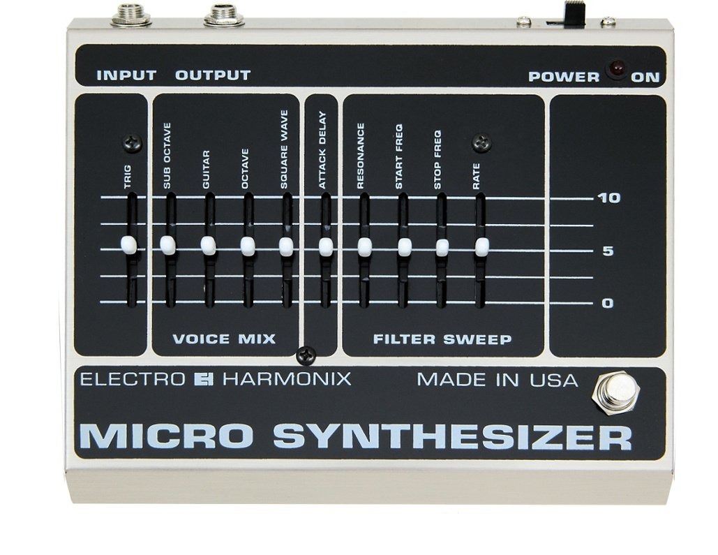 electro harmonix micro synthesizer pedal on modulargrid. Black Bedroom Furniture Sets. Home Design Ideas
