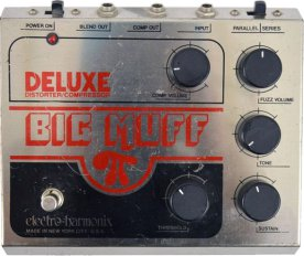 Vintage Deluxe Big Muff Pi