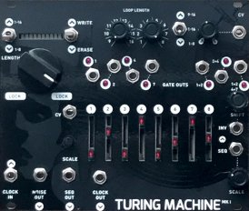 Turing Machine Mk I (Magpie Black Mirror expanded panel)