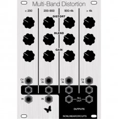 MULTIBAND DISTORTION PROCESSER,  C68 EURO PANEL