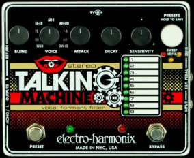 Pedals Module Talking Machine from Electro-Harmonix