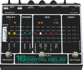 16 Second Delay (Reissue)