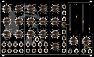 Eurorack Module DIY Latzenpratz from Other/unknown
