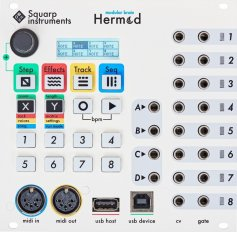 Eurorack Module Hermod from Squarp Instruments