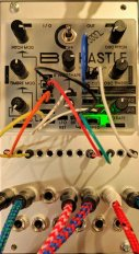 KASTLE MINI SYNTH eurorack