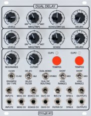 Eurorack Module Dual Delay from Modcan
