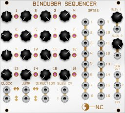 Bindubba Sequencer