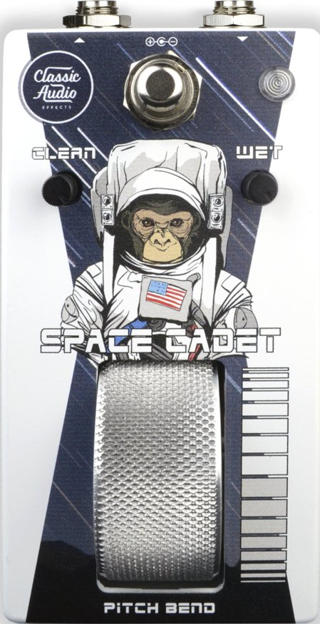 Other/unknown Classic Audio FX Space Cadet - Pedal on