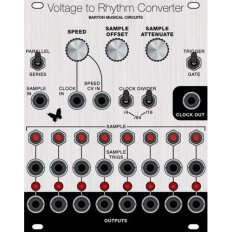 BCM 006 Voltage To Rhythm Converter