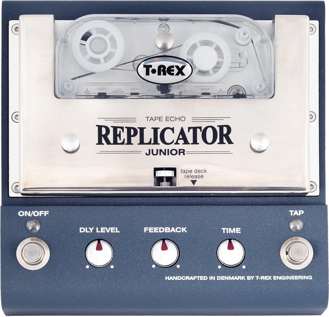 t rex replicator jr tape echo delay pedal on modulargrid. Black Bedroom Furniture Sets. Home Design Ideas