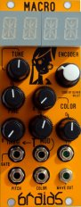Eurorack Module School Bus Theme Braids from Blue Lantern Modules