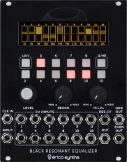 Black Resonant Equalizer