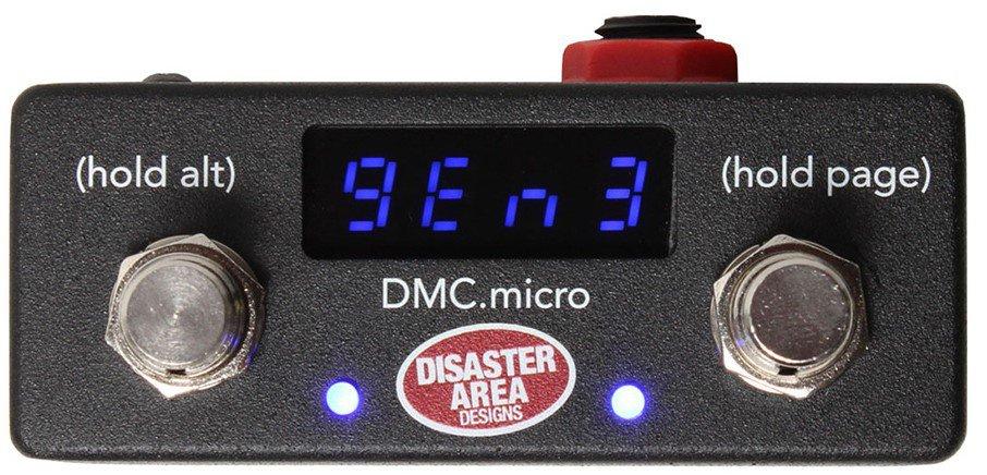 Disaster Area DMC Micro - Pedal on ModularGrid