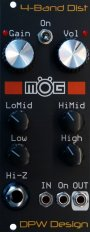4-Band Distortion,Mög D-2