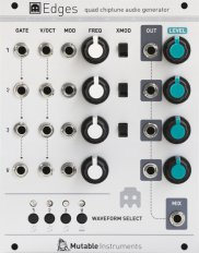 Eurorack Module Edges from Mutable instruments
