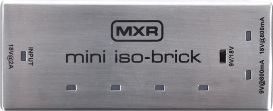 MXR Mini Iso-Brick - Pedal on ModularGrid