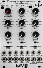 Eurorack Module Phase Displacement Oscillator MkII from WMD