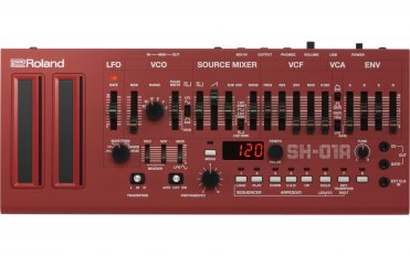 SH-01A Red