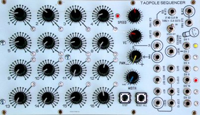 Tadpole Sequencer
