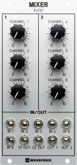 6-Channel Audio Mixer