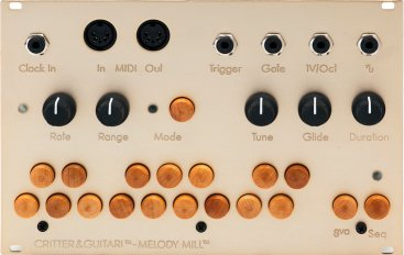 Eurorack Module Melody Mill from Critter and Guitari