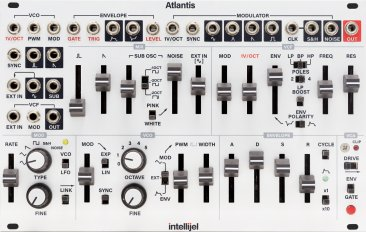 Eurorack Module Atlantis from Intellijel