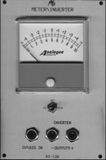 RS-190 VU-Meter / Inverter