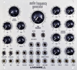 Audio Frequency Generator (AFG)