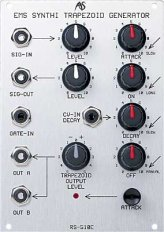 Eurorack Module RS-510E Trapezoid Generator from Analogue Systems