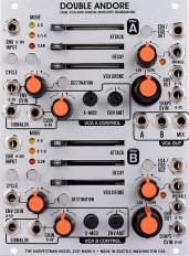 Eurorack Module Double Andore MkII from Industrial Music Electronics