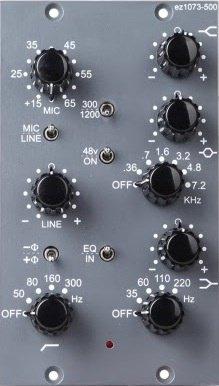 AML EZ1073-500 - 500 Series Module on ModularGrid